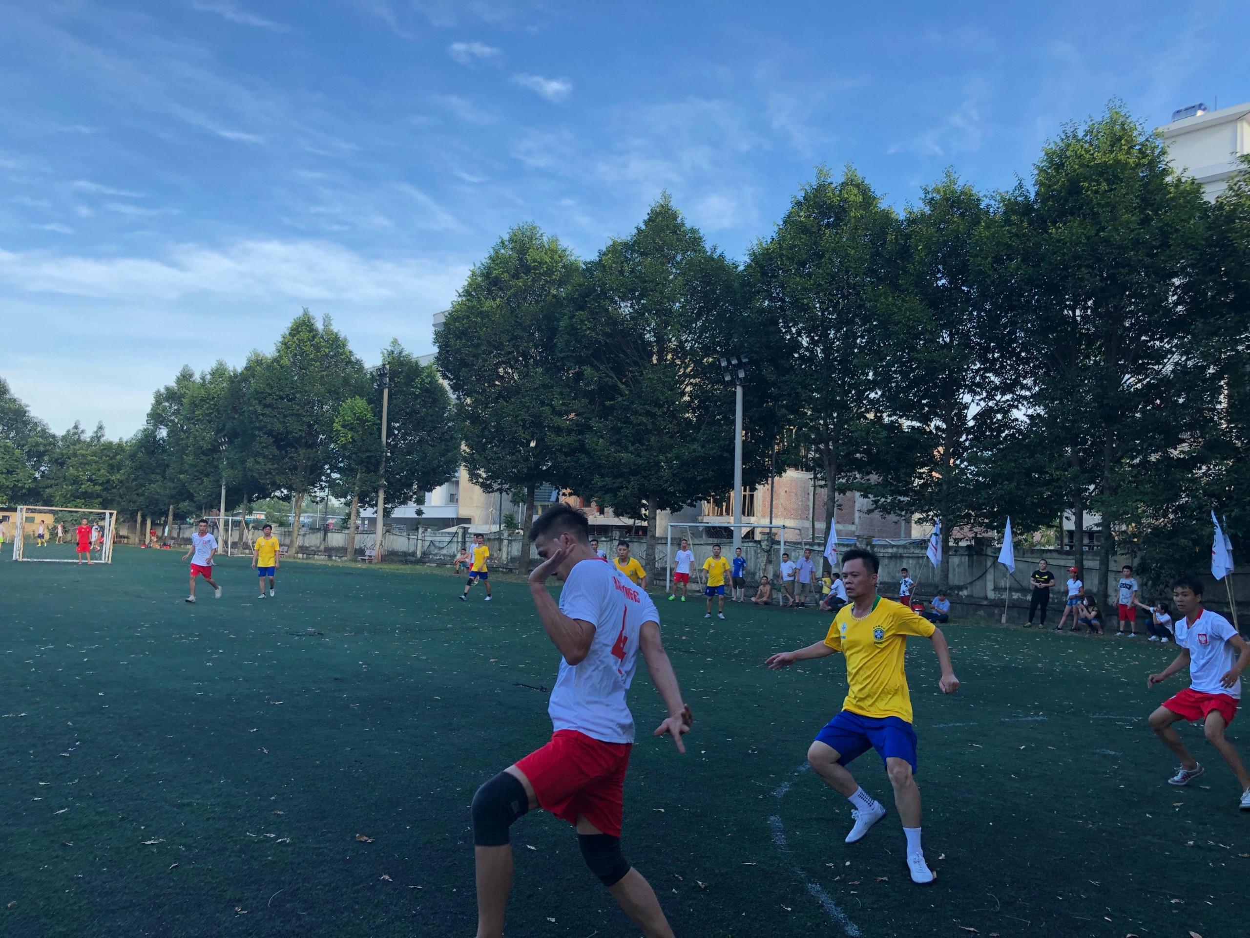 Giải bóng đá Hanoi Power mở rộng - 2018